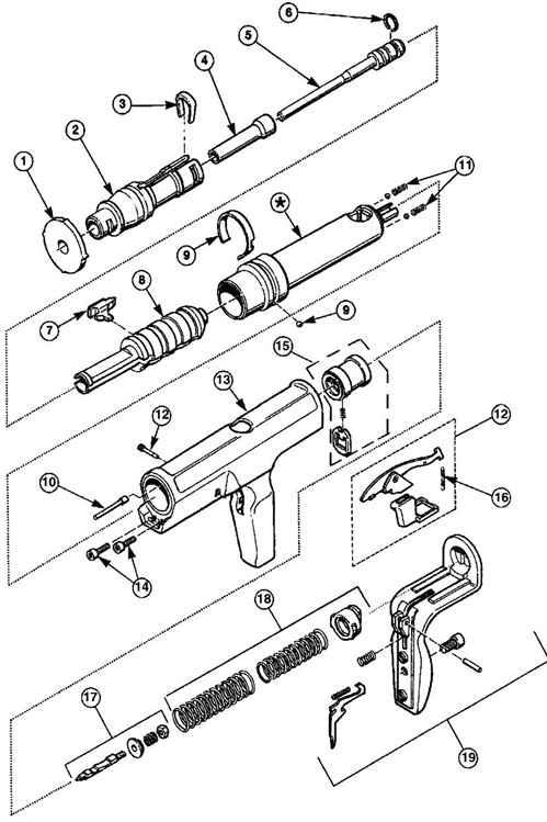 Ramset Replacement Parts